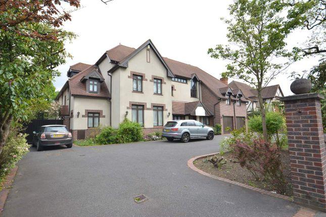 Thumbnail Detached house for sale in Parkstone Avenue, Emerson Park, Hornchurch