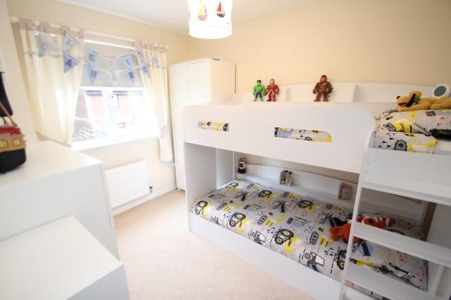 Bedroom of Dunlop Avenue, Barrhead, Glasgow, East Renfrewshire G78