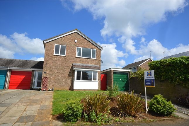 Thumbnail Detached house for sale in Shurville Close, Earls Barton, Northampton