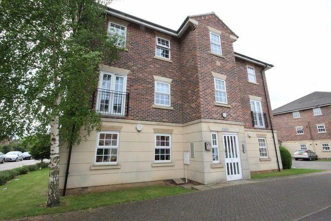 Thumbnail Flat for sale in Henry Bird Way, Southbridge, Northampton
