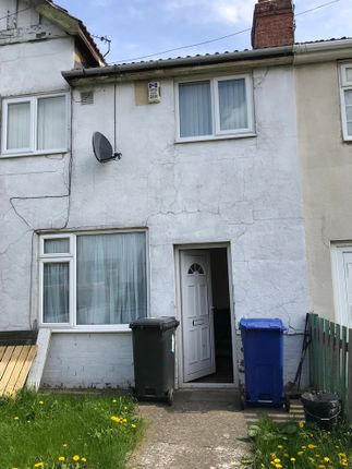 Thumbnail Terraced house to rent in St. Johns Road, Edlington, Doncaster