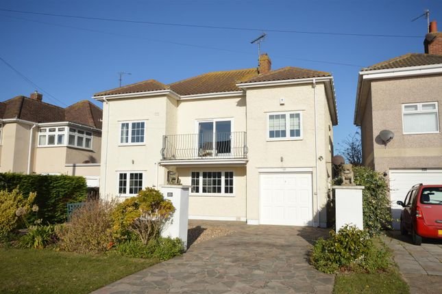 Thumbnail Detached house for sale in Haven Avenue, Holland-On-Sea, Clacton-On-Sea