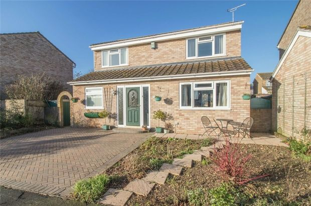 Thumbnail Detached house for sale in Winston Way, Halstead