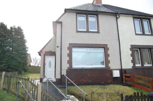 Thumbnail Semi-detached house to rent in Rorison Place, Ashgill Larkhall
