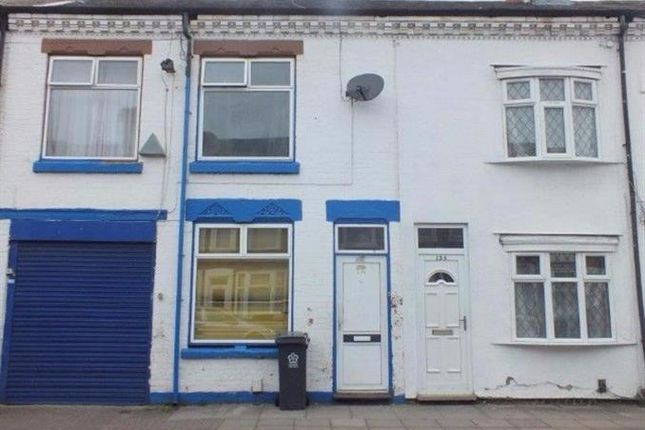 Thumbnail Terraced house to rent in Lancaster Street, Leicester