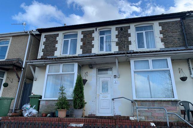 3 bed terraced house for sale in Graig Avenue, Graig, Pontypridd CF37