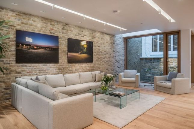 Thumbnail Terraced house to rent in Bingham Place, Marylebone