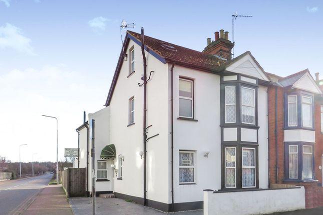 Thumbnail Semi-detached house for sale in Una Road, Parkeston, Harwich