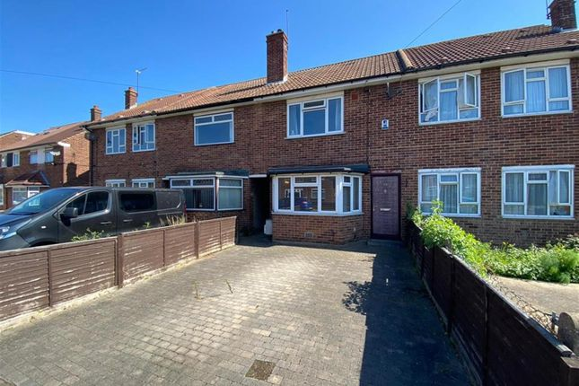 Thumbnail Terraced house to rent in Barnhill Road, Hayes, Middlesex