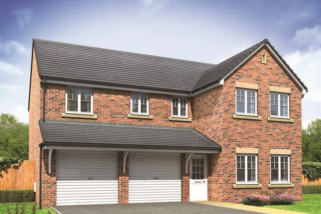 "Thumbnail Detached house for sale in ""The Fenchurch"" at Cawston Road, Aylsham, Norwich"