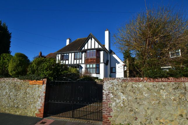 Thumbnail Detached house for sale in Selwyn Road, Upperton Road, Eastbourne