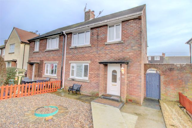 3 bed semi-detached house for sale in Shields Road, Morpeth NE61