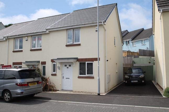Thumbnail Property to rent in Bridge View, St Budeaux, Plymouth