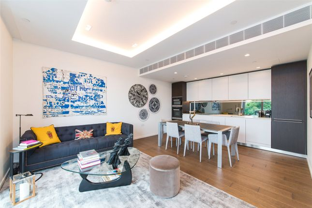 Thumbnail Flat for sale in Columbia Gardens, Fulham, London