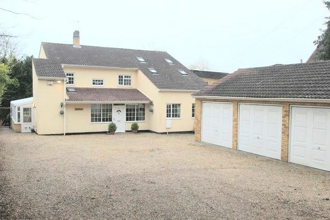 Thumbnail Detached house for sale in Low Road, Lower Hellesdon, Norwich