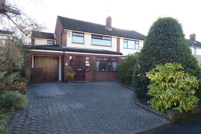 Thumbnail Semi-detached house for sale in Molyneux Road, Maghull, Liverpool
