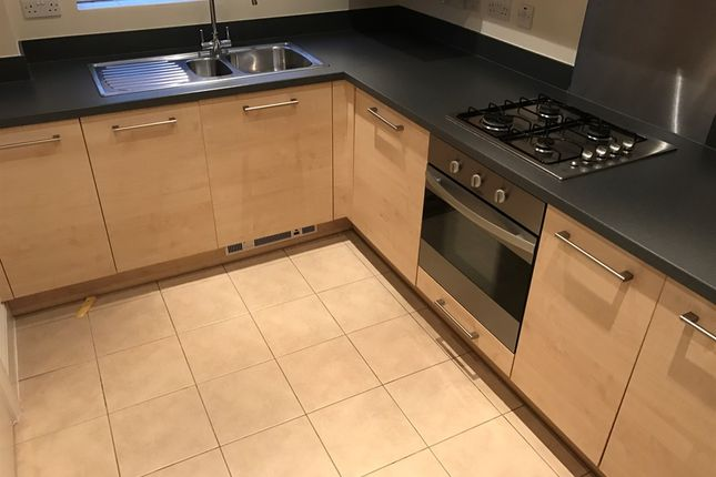 Thumbnail Flat for sale in Mill View, Anstey, Leicester