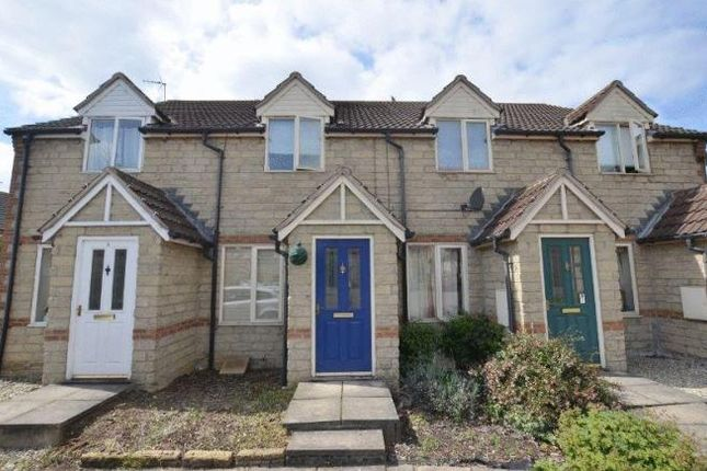 Thumbnail Terraced house to rent in Nutwood View, Scunthorpe