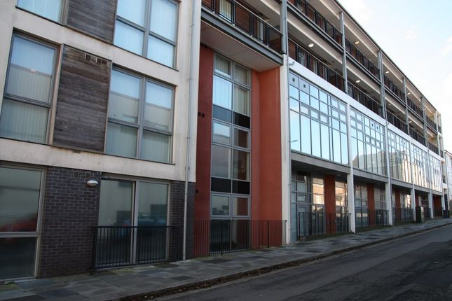 Front View Block of George Place, Plymouth PL1