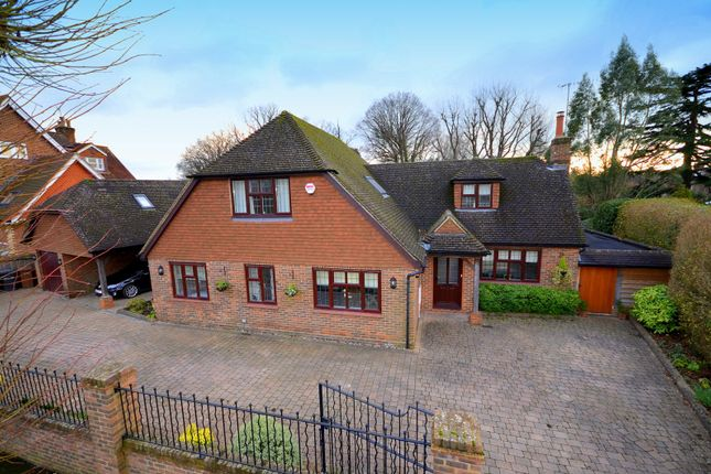 Thumbnail Detached house for sale in Mead Road, Cranleigh