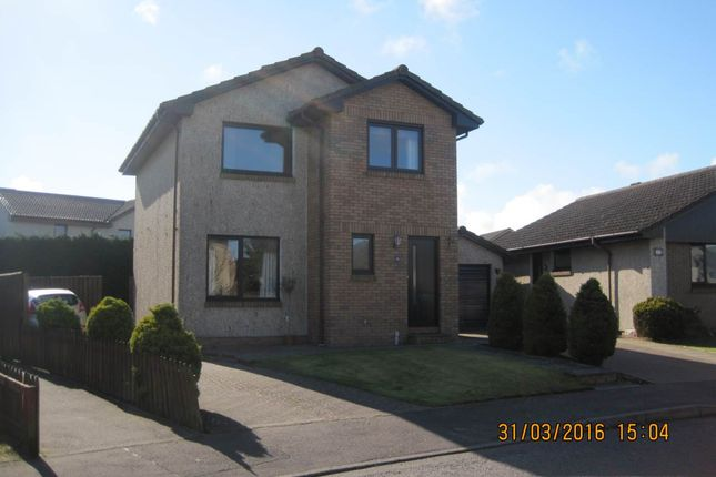 Thumbnail Detached house to rent in Beechwood Road, Arbroath