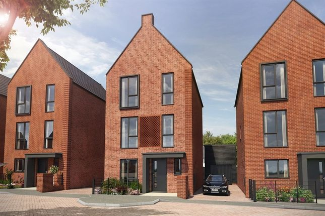 """Thumbnail Property for sale in """"The Lawford"""" at Hornbeam Drive, Wingerworth"""