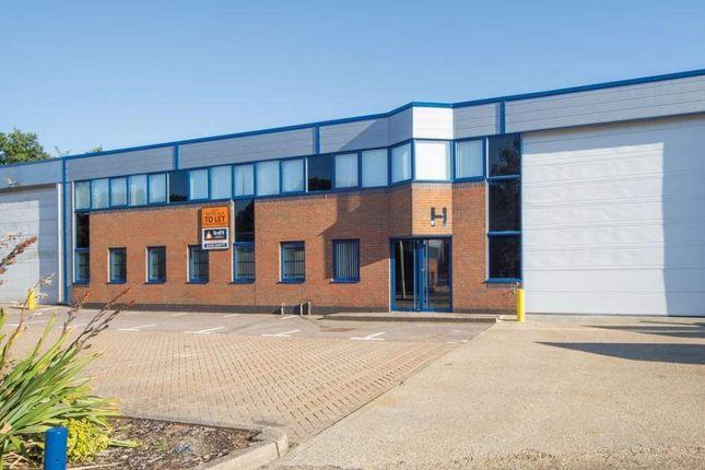 Thumbnail Light industrial to let in Unit H The Loddon Centre, Basingstoke