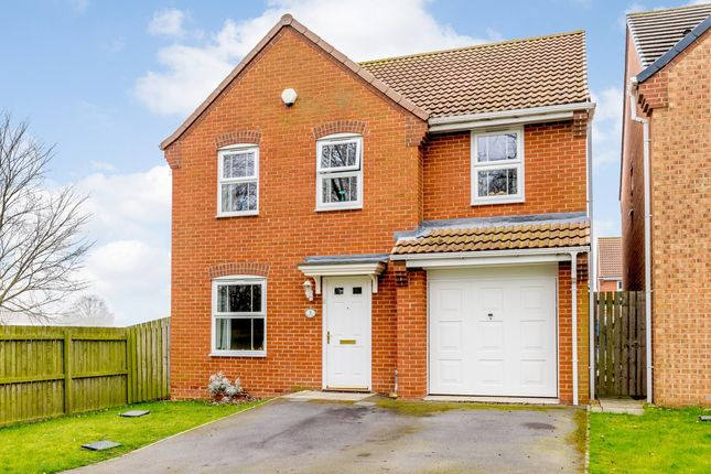 Thumbnail Detached house for sale in Charlton Close, Billingham, County Durham