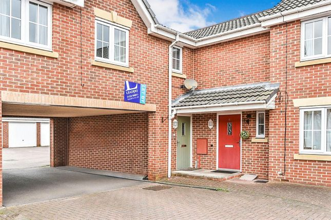 Thumbnail Town house for sale in Ionian Drive, Alvaston, Derby
