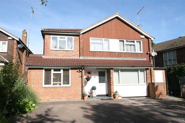 Thumbnail Detached house for sale in Magnaville Road, Bushey Heath, Bushey