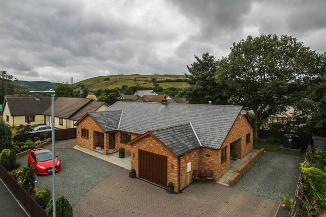 Thumbnail Bungalow for sale in Tai Cae Mawr, Llanwrtyd Wells
