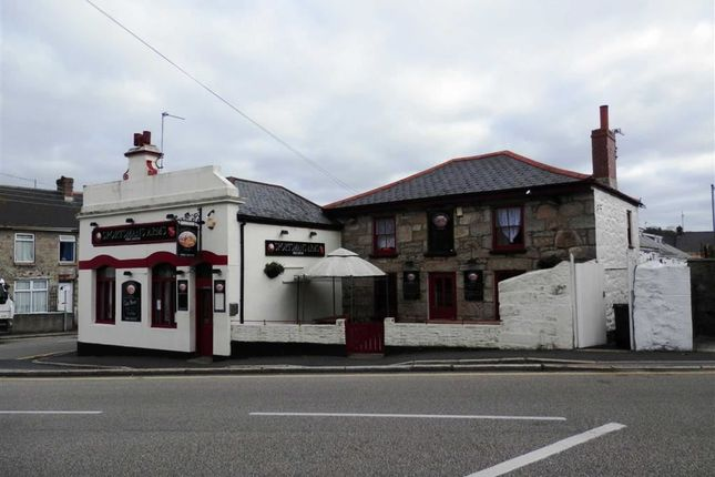 Thumbnail Pub/bar for sale in The Sportsmans Arms, Bolitho Road, Penzance