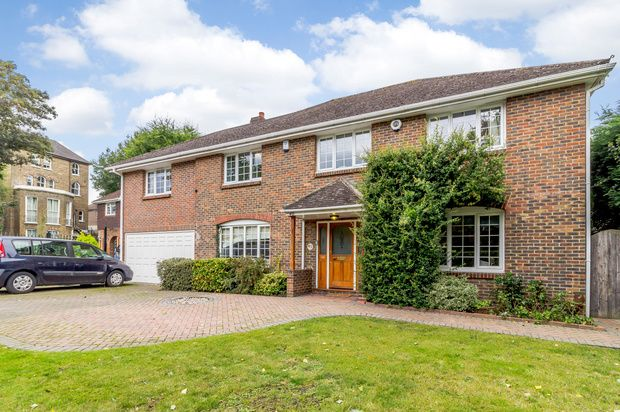 Thumbnail Detached house for sale in Shortlands Road, Bromley