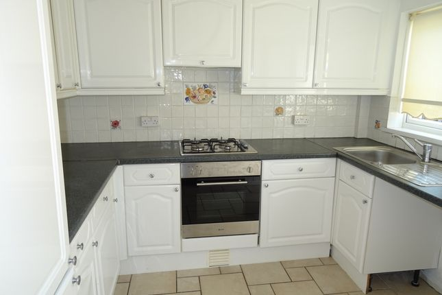 Thumbnail Terraced house to rent in Magnolia Close, Merthyr Tydfil