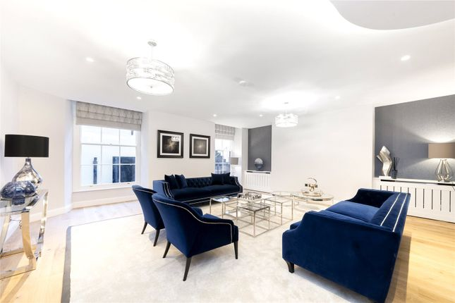 Thumbnail Flat to rent in Portland Place, Marylebone, London
