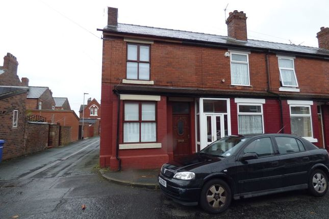 Thumbnail Terraced house for sale in Windsor Street, Warrington