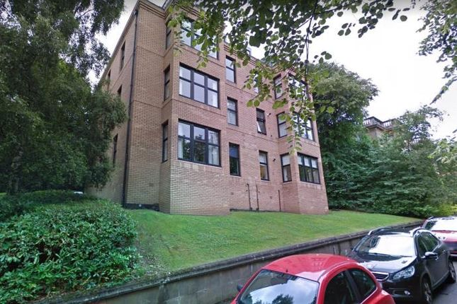 Thumbnail Flat to rent in Beaconsfield Road, Kelvinside, Glasgow
