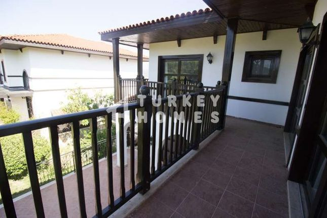 Detached Traditional Style Villa - Manavgat - First Floor Balcony