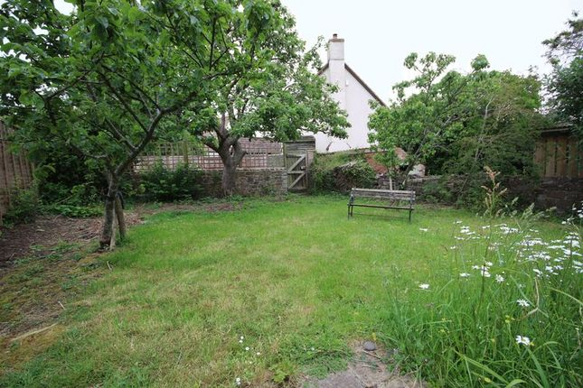 Rear Garden of Kilve, Bridgwater TA5