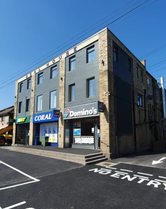 Thumbnail Block of flats for sale in 603-605 Wakefield Road, Huddersfield