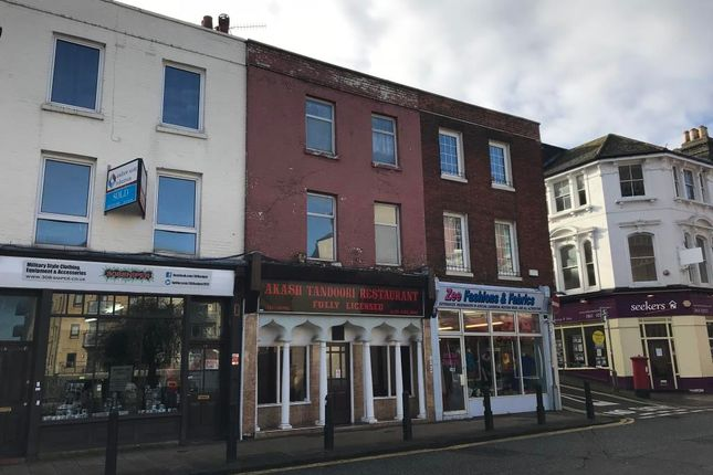 Thumbnail Commercial property for sale in 42 High Street, Chatham, Kent