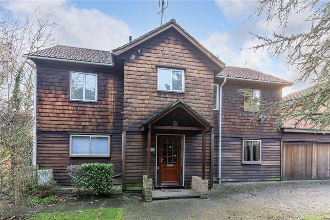 Thumbnail Detached house for sale in Matching Lane, Bishop's Stortford, Hertfordshire