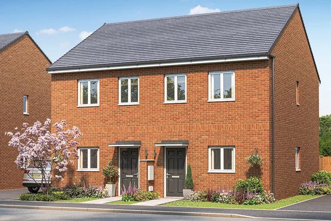 "Thumbnail Property for sale in ""The Holt"" at South Parkway, Seacroft, Leeds"
