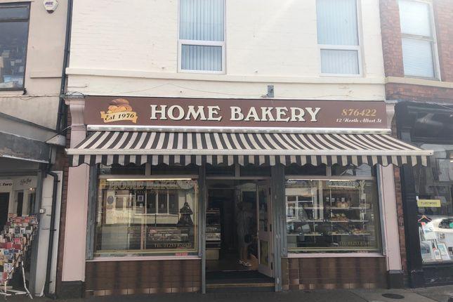 Thumbnail Retail premises for sale in Fleetwood, Lancashire