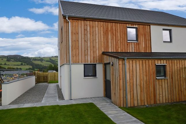 3 bedroom semi-detached house for sale in Drumnadrochit, Inverness