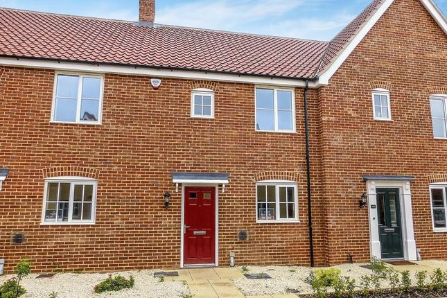 Thumbnail Terraced house for sale in Brumstead Road, Stalham, Norwich