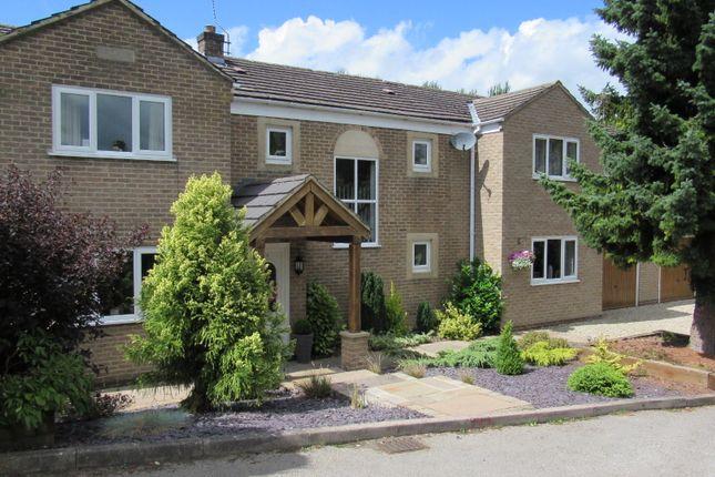 Thumbnail Detached house for sale in Ivonbrook Close Darley Bridge, Matlock