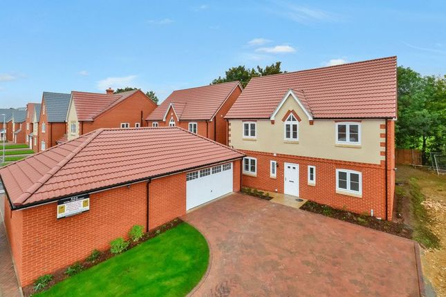 Thumbnail Detached house for sale in Plot 11, The Newton, Beacon Gardens, Grantham