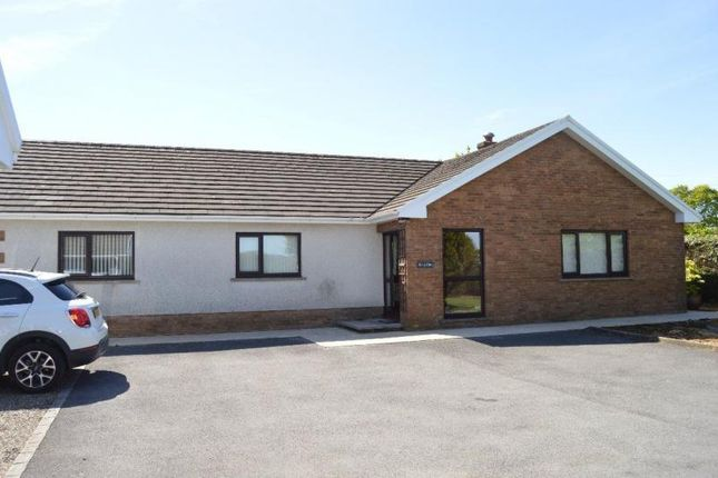 Thumbnail Bungalow to rent in St. Clears, Carmarthen