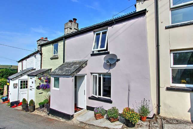 Thumbnail Terraced house for sale in Higherland, Callington, Cornwall